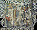 Mosaic-Diana leaves her Bath (perspective fixed).jpg