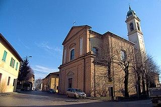 Moscazzano Comune in Lombardy, Italy