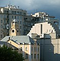 Moscow, Bolotnaya 15 from bridge.jpg