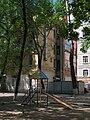 Moscow, Bolshaya Sukharevskaya 16-18C3 ruins June 2010 02.JPG