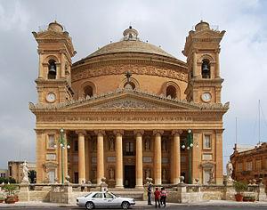 Mosta - Mosta Dome