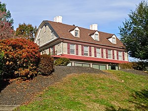 Whitemarsh Township, Montgomery County, Pennsylvania - Mount Joy, built 1735
