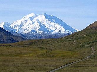 Marty Schmidt - Denali ( formerly Mount McKinley) in Alaska, USA