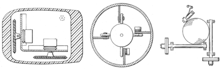 Early mouse patents. From left to right: Opposing track wheels by Engelbart, November 1970, U.S. Patent 3,541,541. Ball and wheel by Rider, September 1974, U.S. Patent 3,835,464. Ball and two rollers with spring by Opocensky, October 1976, U.S. Patent 3,987,685 Mouse-patents-englebart-rid.png