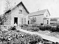 Mrs J C Dieringer's home and garden, Valdez, Alaska, circa 1908 (AL+CA 4773).jpg