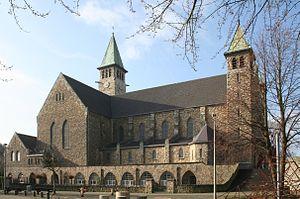 Biesland (Maastricht) - Image: Mstr biesland theresiakerk