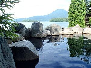 Mt. Oakan from Akanko spa.JPG