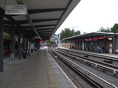 Mudchute DLR stn looking north.JPG