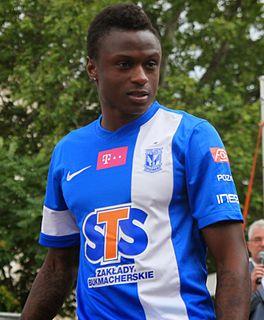 Muhamed Keita Norwegian footballer