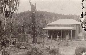 Mullalyup, Western Australia - Mullalyup House, circa 1911