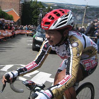 Huang Ting-ying cyclist