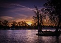 Murray River Sunset - Mildura Victoria - South Australia.jpg