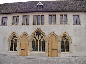 Unterlinden Museum - Image: Musée Unterlinden (Colmar) (3)