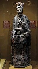 Vierge à l'Enfant en majesté dite «Notre-Dame-de-la-Carole»