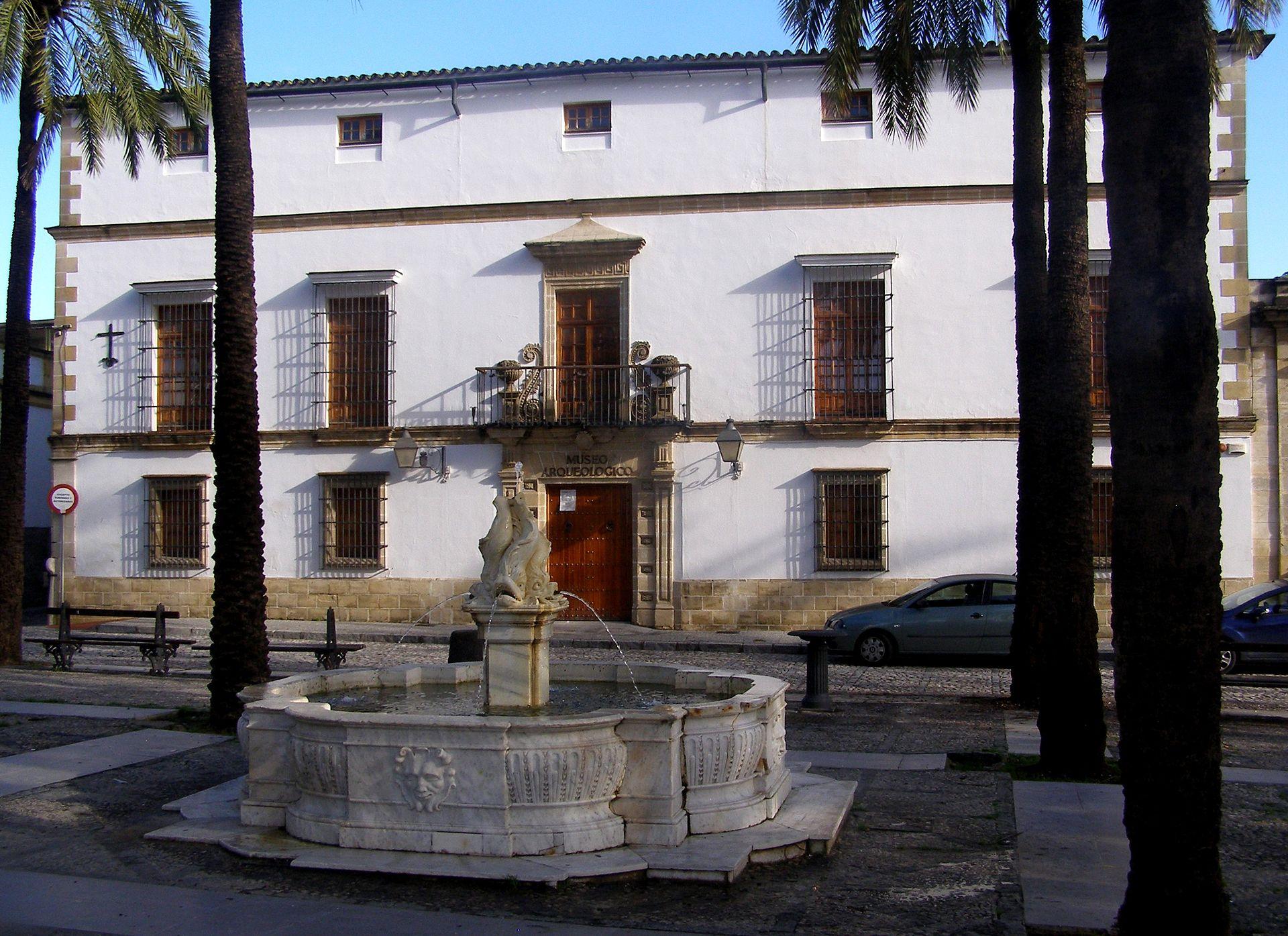 Museo arqueol gico municipal de jerez de la frontera for En jerez de la frontera