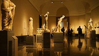 Museo.Escultura Del Museo Del Prado Wikipedia La Enciclopedia Libre