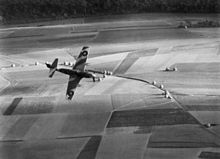 Mustang I of 35 (PR) Wing RAF over France 1943.jpg