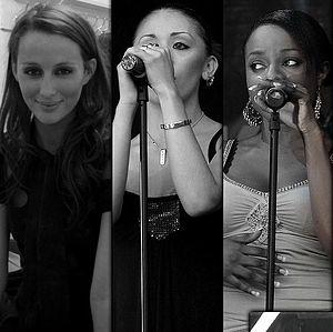 New Year (song) - From left to right: Siobhán Donaghy, Mutya Buena, Keisha Buchanan.