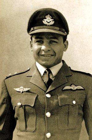 Muwaffaq Salti Air Base - First Lieutenant Muwaffaq Salti