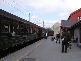 Image illustrative de l'article Gare de Myrdal