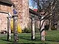 Nürnberg Skulpturengarten Brus Tempelchen 6.jpg