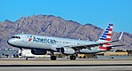 N152AA American Airlines Airbus A321-231 s-n 6887 Fleet Number 884 (38813986725).jpg