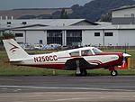 N250CC Piper Comanche 24-250 Aerodynamics Worldwide Inc (29350609000).jpg