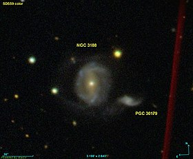 Image illustrative de l'article NGC 3188