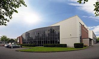 NGK - NGK SPARK PLUG EUROPE's EMEA headquarters in Ratingen, Germany