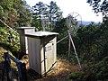 NHK吉野テレビ中継放送所の受信アンテナ 2013.3.11 - Panoramio 87219432.jpg