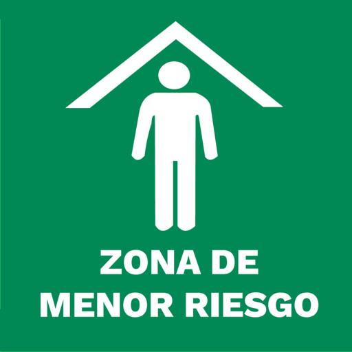 NOM-003-SEGOB 5 1-2 Zona menor riesgo