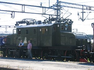 NSB El 1 - NSB El 1 2001