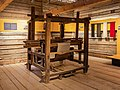 Nabburg Freilandmuseum Kolbeckhof Webstuhl-20190823-RM-115229.jpg