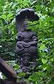 Nagaraja under a Saptarna tree.jpg