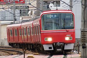 Nagoya Railroad - Series 3700 - 01.JPG