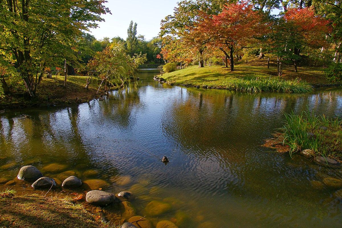 park nakajima sapporo hokkaido japan autumn jp hall wikipedia events ed festivals popular kamo festivalgo location ku