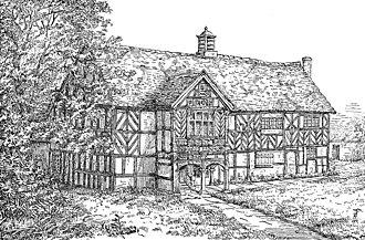 Nantwich Grammar School - Old Grammar School