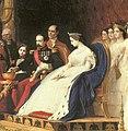 Napoleon III receiving the Siamese embassy, 1864.jpg