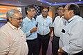 Narayana Peesapati Talks With NCSM Dignitaries - Edible Cutlery Demonstration Programme - CRTL Silver Jubilee Celebration - NCSM - Kolkata 2018-05-11 2450.JPG
