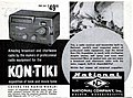 National Company - Kon-Tiki radio, 1952.jpg
