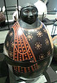 National Museum of Ethnology, Osaka - Peasant woman - Chulucanas in Perú - Made by Gerásimo Sosa in 1990.jpg