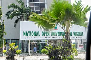 National Open University of Nigeria - Image: National Open University of Nigeria