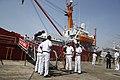 Navio de Apoio Oceanográfico Ary Rongel parte rumo à Antártica (23822155028).jpg