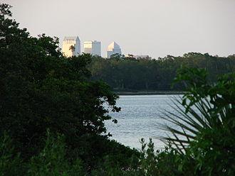 Ballast Point (Tampa) - Neighborhood of Ballast Point Overlooking Hillsborough Bay