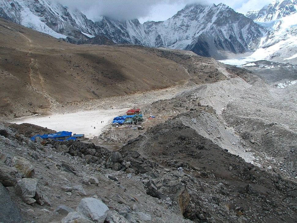 Nepal - Sagamartha Trek - 170 - Gorak Shep (497708037)