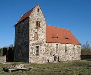 Oderberg - Church in Neuendorf