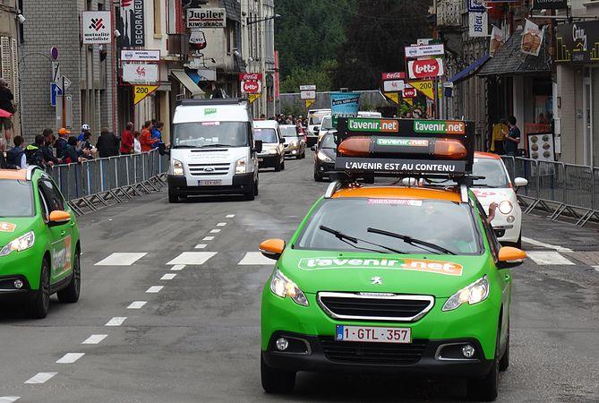 Neufchâteau - Tour de Wallonie, étape 3, 28 juillet 2014, arrivée (C16).JPG