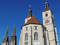 Neupfarrkirche Regensburg Neupfarrplatz 1 D-3-62-000-799 03.jpg