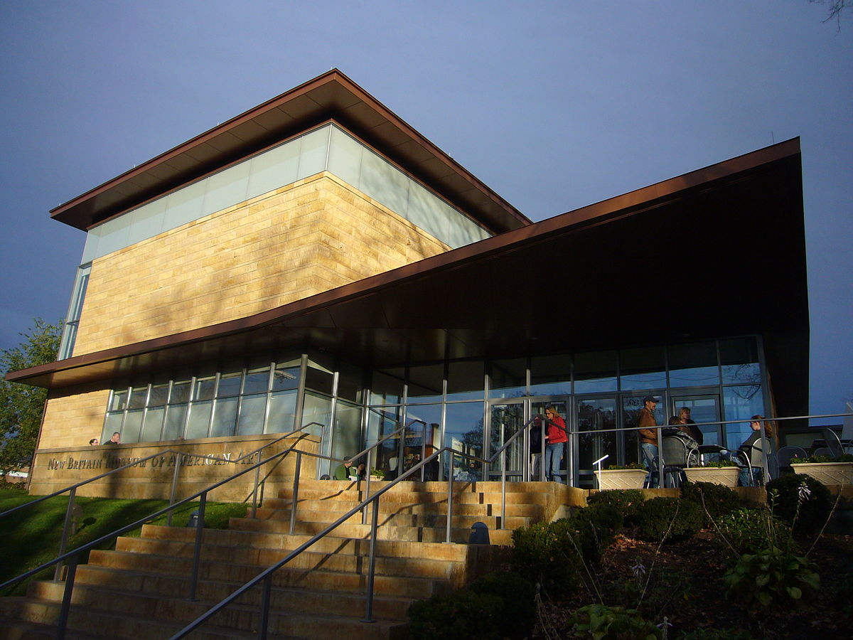 Image Result For New Britain Museum