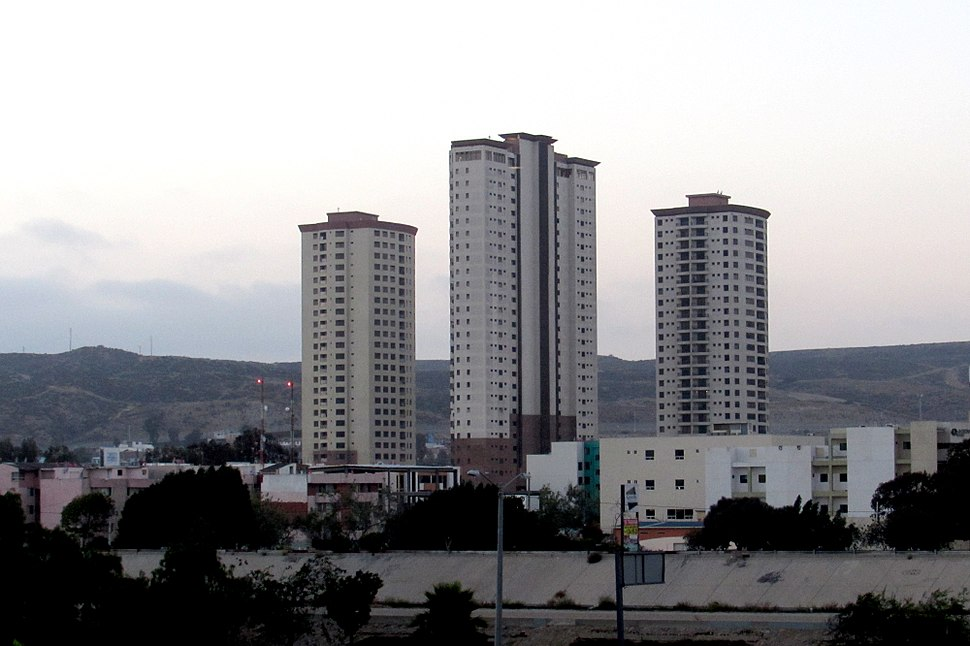 New City apartment buildings